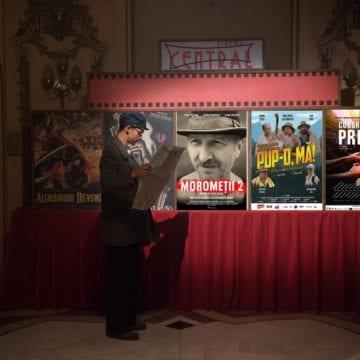 """Sala specială pentru filmele românești, la Cinema Dacia. Ce regulă """"drastică"""" pentru pofticioși se introduce în noua sală"""