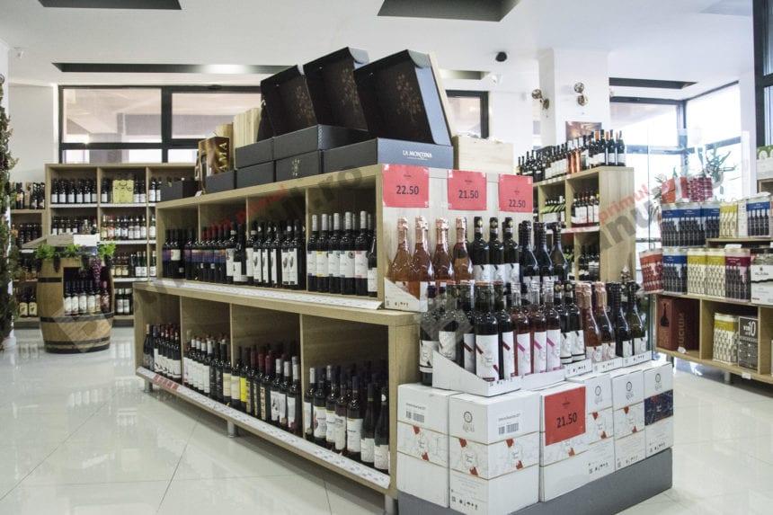 Program normal, în singurul magazin specializat în băuturi din Bistrița – The Drinks Store!