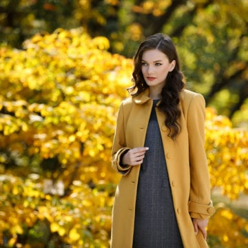 Cum să ne îmbrăcăm în sezonul rece? Jachete și paltoane în noua colectie Sense
