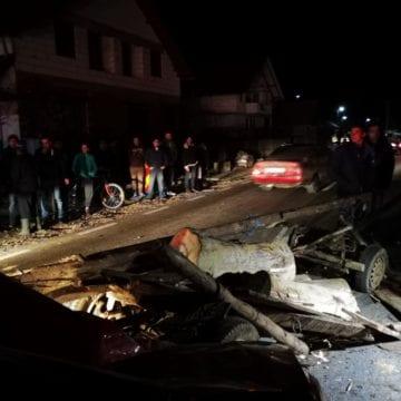 Un bătrân din Zagra a murit, într-un accident cu un atelaj