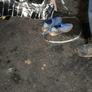 FOTO – RODNA: Un adolescent a fost spulberat de un microbuz și aruncat în altă mașină. Acesta a murit
