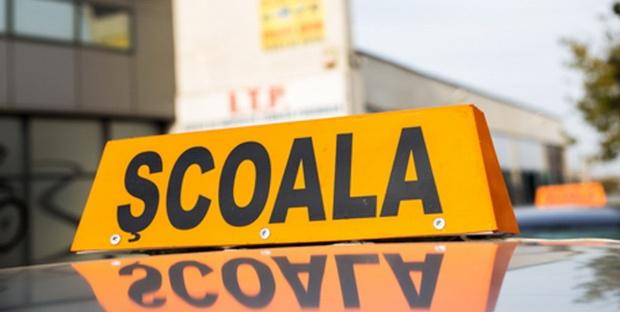 Proba de oraș pentru obținerea permisului s-ar putea muta la Beclean și Năsăud! Străzile pe care mașinile de școală ar avea interdicție 11 ore pe zi: