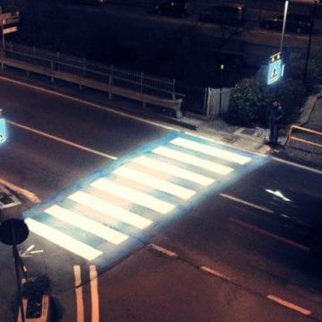 Supra iluminarea trecerilor de pietoni, un pas pentru siguranța acestora. Cine vrea să ceară acest lucru, în Parlament