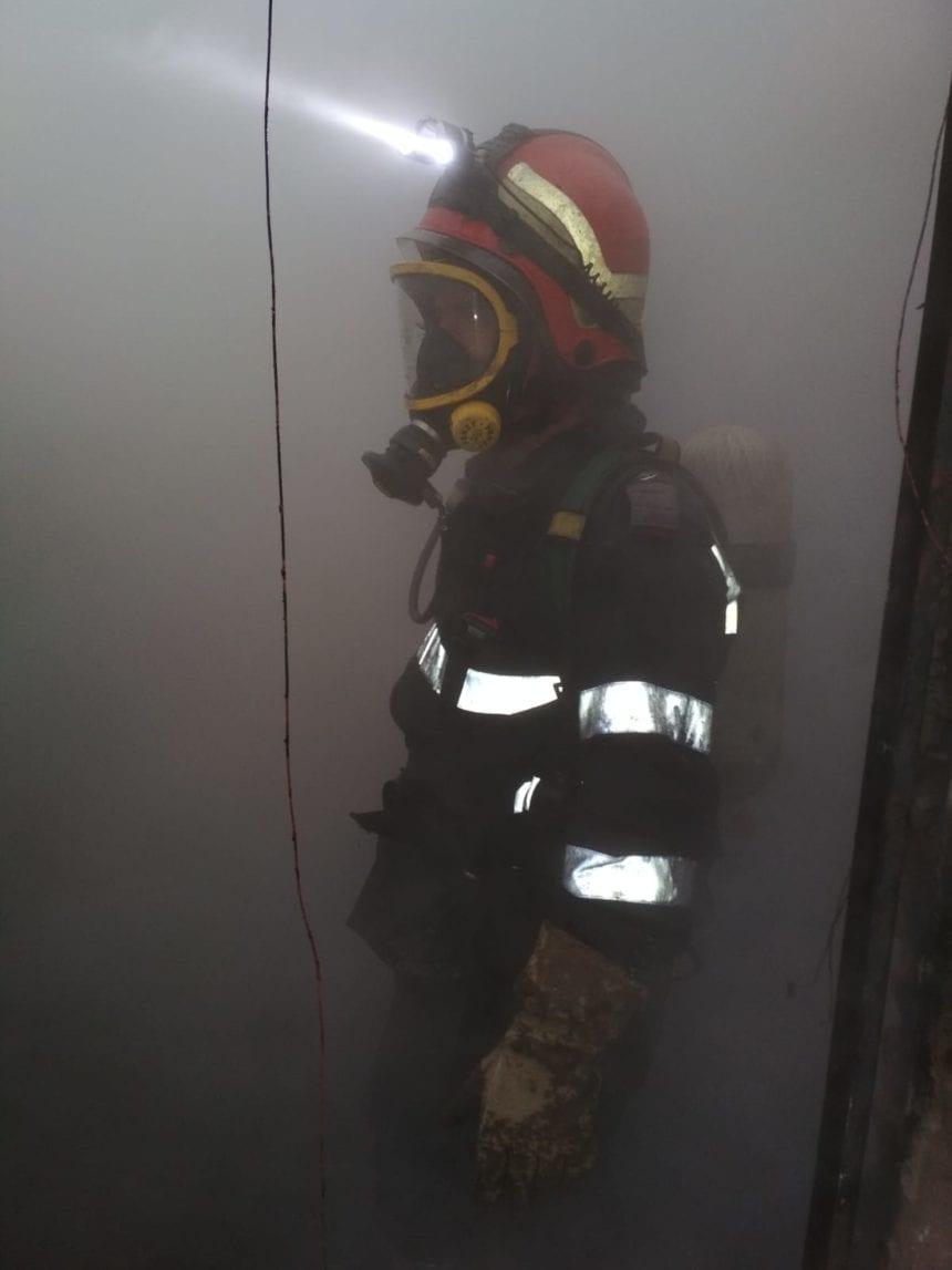 Prundu Bârgăului: Femeie găsită arsă pe față și inconștientă