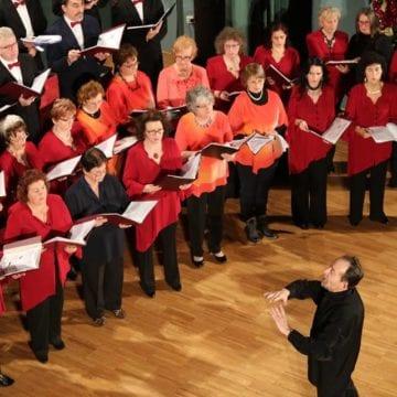 FOTO. Sobru. Impecabil. Profesionist: Appassionata şi Viva la Musica, într-un concert extraordinar de Crăciun