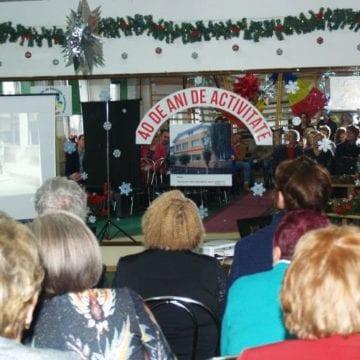 FOTO:  CSEI Beclean a împlinit 40 de ani de activitate!