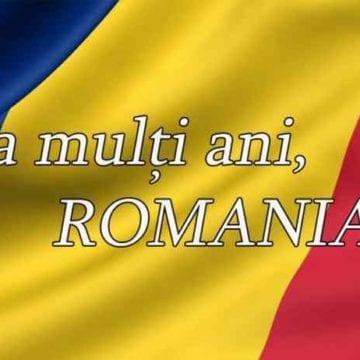 """Dorel Cosma: """"Numai împreună, uniţi și solidari, putem ţine vie conștiinţa românească! La Mulți Ani!"""""""