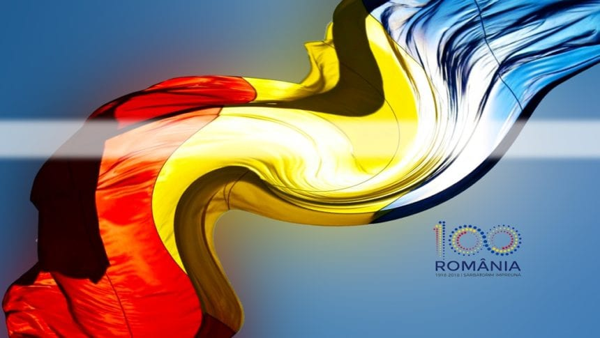 VIDEO – Gavril Țărmure: Să fim optimiști! La mulți ani, România!