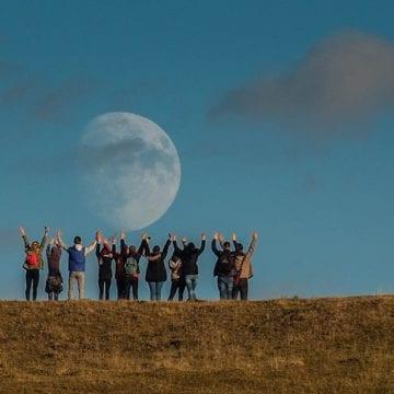 FOTO:  Ies la lumină spectaculoase peisaje şi personaje din Bistriţa-Năsăud…!