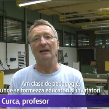 VIDEO – Un bistriţean stabilit din 1982 în Germania, despre studii universitare care nu folosesc la nimic