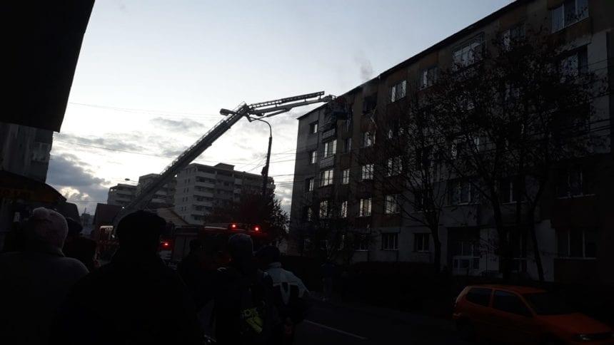 Parchetul a preluat ancheta în cazul bărbatului care s-a sinucis și a aruncat în aer apartamentul unde locuia. Care sunt noile încadrări