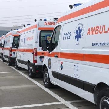 Ambulanțele noi se vor folosi doar la anul! De sărbători, suplimentează turele cu ce au!