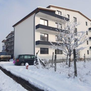 Primul bloc din ansamblul Amicii Residence e gata! Apartamente spațioase, luminoase, pe o străduță liniștită, își caută proprietarii!
