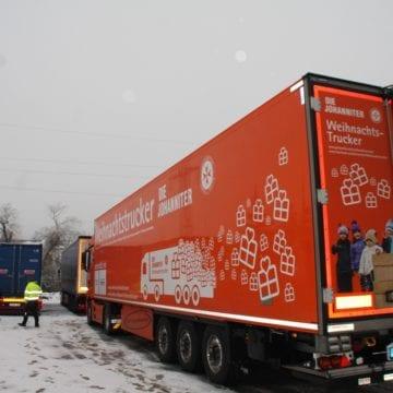 Pandemia n-a oprit Camionul de Crăciun! CUM se desfășoară cea mai mare acțiune de sărbători: