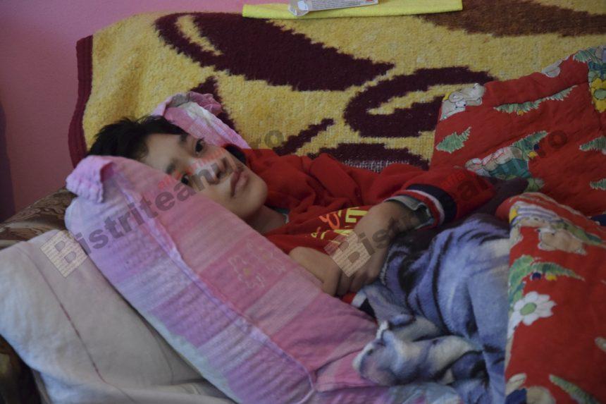 DE CRĂCIUN FII MAI BUN:  Iza, fetița cu tetrapareză spastică și epilepsie, are acum o căsuță în care să stea, dar nevoi sunt încă multe