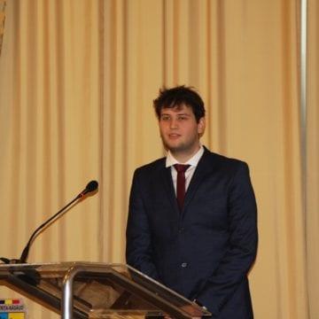 Ce lecție de moralitate a dat unul dintre cei mai tineri cetățeni de onoare ai județului, deținătorul titlului Nobel Junior