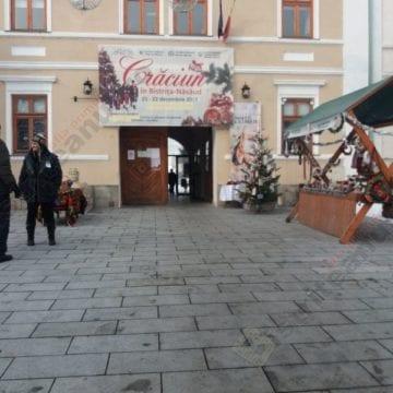 FOTO/VIDEO: A început Crăciunul în Bistriţa-Năsăud! La Muzeul Judeţean, în sfântă zi de Ignat, conform tradiţiei, s-a tăiat porcul