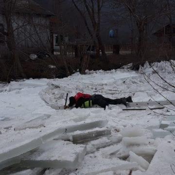 """AVERTIZARE: Vremea caldă dezgheață """"podurile"""" de pe cursul apelor! UNDE sunt probleme:"""