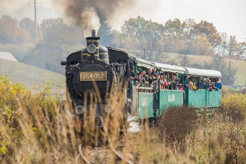 Mocănița Transilvaniei: Ce planuri se fac pentru 2019