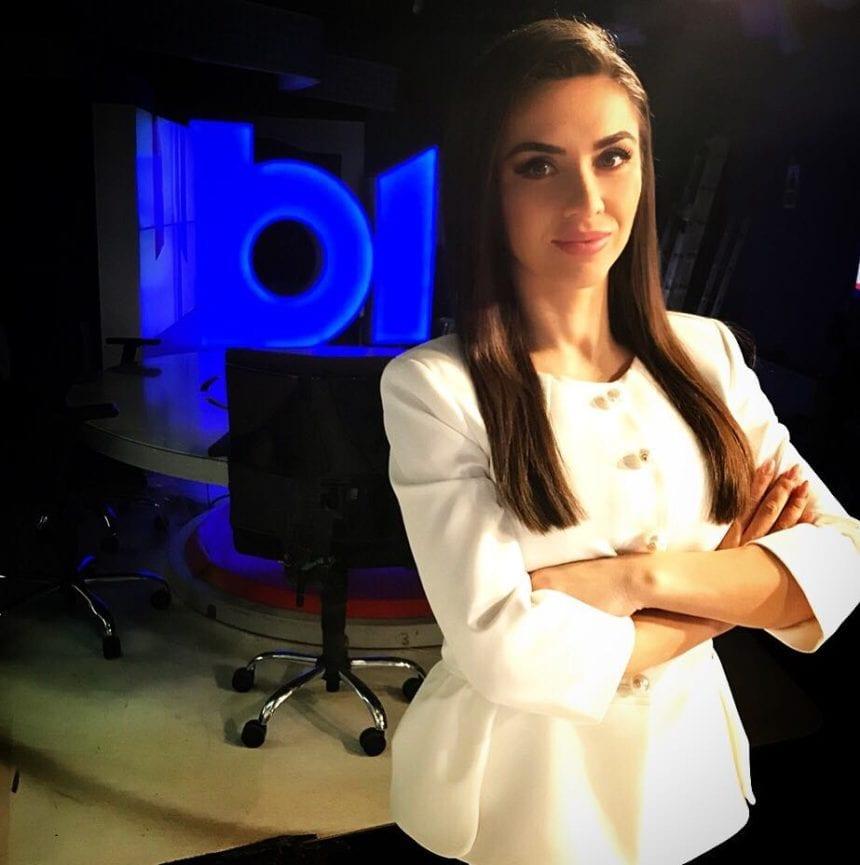 OAMENI din Bistriţa-Năsăud: Aneta Sîngeorzan, singura prezentatoare TV din Bistriţa, premiată de două ori la Gala Femeilor de Succes