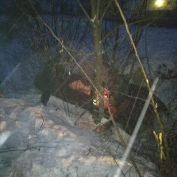 """""""Ninge"""" cu accidente, de la Bistrița la Năsăud!"""