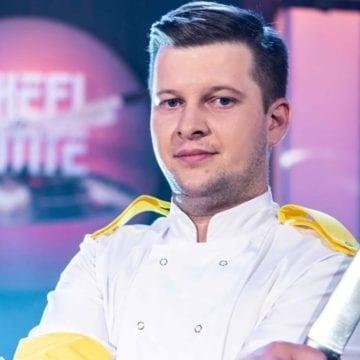 A renunțat la Facultatea de Drept, iar acum face minuni, în farfurie! Fascinantul drum spre succes a lui Andrei Balazs, finalistul Chefi la Cuțite