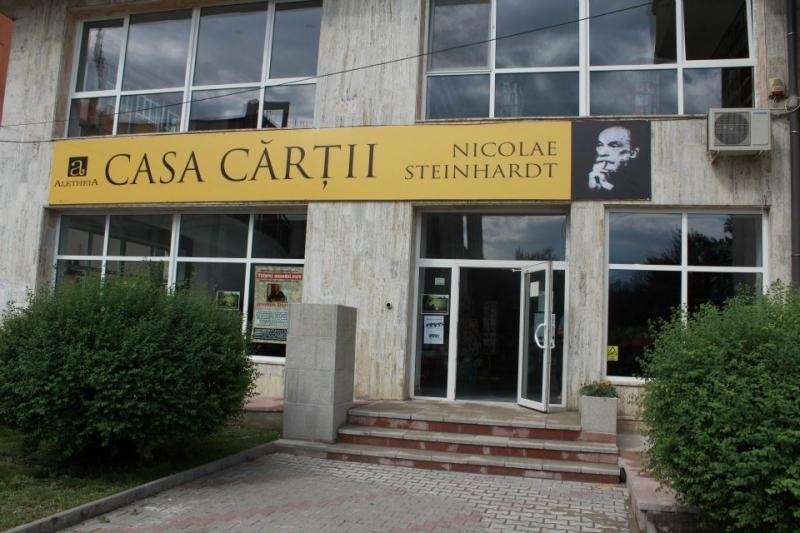 TOP 5 Cele mai furate cărți în Bistrița