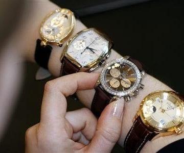 Au găsit un hoț de ceasuri, după trei ani de zile!