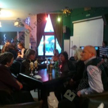 FOTO: Plăcinta Regelui și alte delicii franțuzești, într-o cafenea din Bistrița!