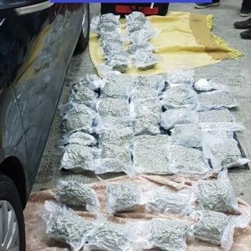 Ce cantitate de droguri a fost capturată în 2018, în județul nostru