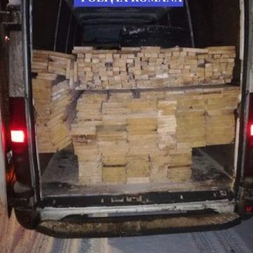 Când lucrezi și ieși în pierdere: Un bârgăuan, amendat pentru un transport ilegal