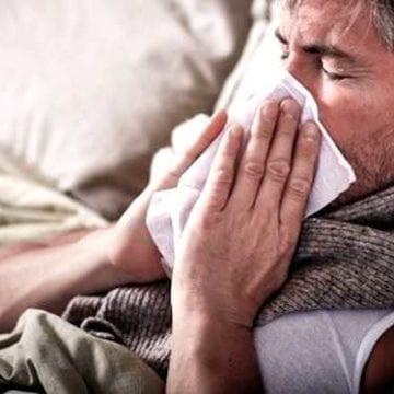 Trei noi cazuri de gripă, săptămâna trecută