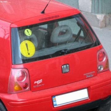 Peste 5.000 de șoferi începători, pe șoselele din Bistrița – Năsăud, în 2018