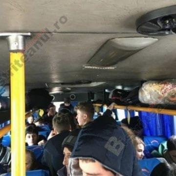 Probleme cu transportul elevilor la Cepari…?!