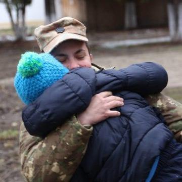 FOTO – EMOȚIONANT: Șoimii Carpaților s-au întors acasă!