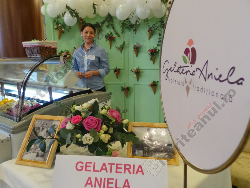 FOTO:  Înghețată delicioasă, pentru orice nuntă de vis, de la Gelateria Aniela!