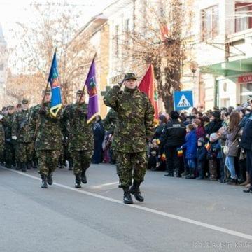 """Restricții de circulație, luni la Bistrița: Brigada 81 Mecanizată """"General Grigore Bălan"""" își aniversează primii 100 de ani!"""