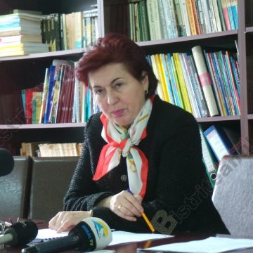 Camelia Tabără nu mai este șeful Inspectoratului Școlar Bistrița-Năsăud