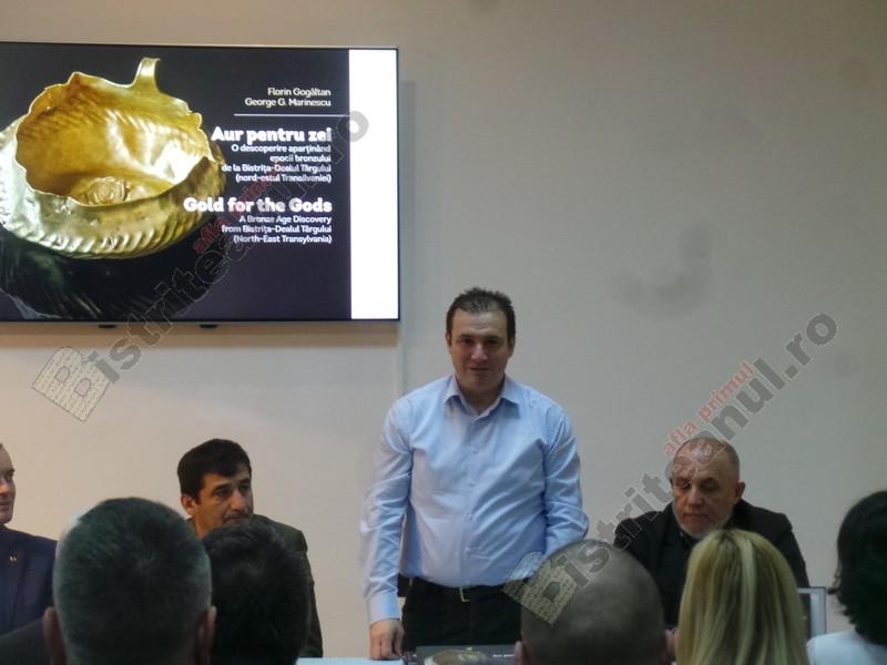 FOTO/VIDEO:  Un moment de glorie pentru Bistrița: Un nou brand al orașului, într-o comoară fabuloasă!