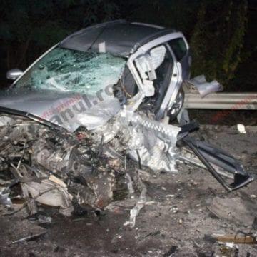 Pedeapsă record pentru tânărul din Tîrlișua care a provocat un accident lângă Beclean, în care și-a pierdut viața un taximetrist