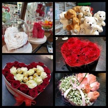 Fiecare poveste de dragoste are cadoul potrivit la Euforia Floral Boutique! Trandafirii criogenați în formă de inimă fac senzație în acest an