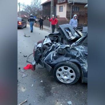 Șoferul implicat în accidentul teribil din Mijlocenii Bârgăului este în stare foarte gravă. Ce șanse îi dau medicii