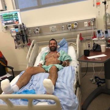 Mărturisiri tulburătoare: Tibi Ușeriu, de pe patul de spital, despre ratare și triumf