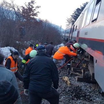 Incidentul feroviar de la Domnești, anchetat de Avocatul Poporului