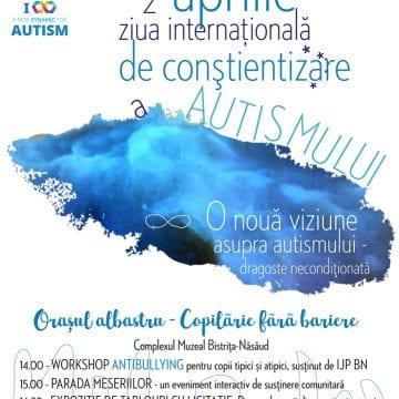 EVENIMENT, marți, 2 aprilie, la Bistrița! Parada Meseriilor, expoziție și concert Alexa Dragu!