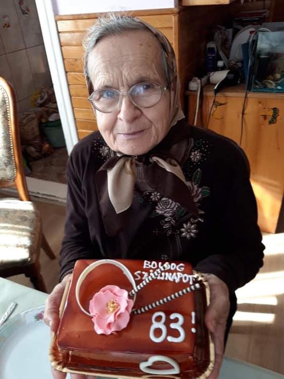 BUCURIE! A fost găsită bunicuța Julianna!