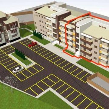 FOTO: Și tinerii specialiști în administrație vor avea un bloc de locuințe ANL