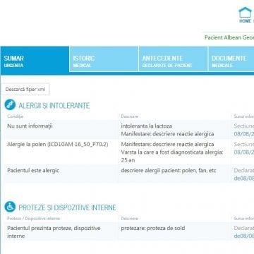 Furnizorii de servicii medicale, obligați să completeze Dosarul Electronic al Pacientului. Dacă nu, riscă suspendarea activității