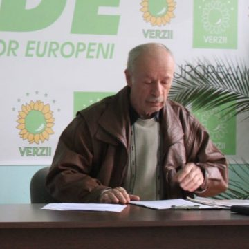 VIDEO: Verzii vor să convingă președinți și comisii europene să stopeze proiectul Colibița: Mai bine folosesc banii pentru autostrăzi!