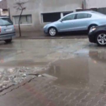VIDEO – SOCIAL BN: Ați uitat să terminați lucrările pe strada Tărpiului!